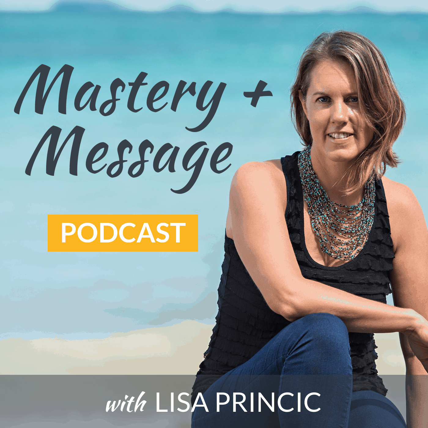 Mastery & message podcast cover art (1)