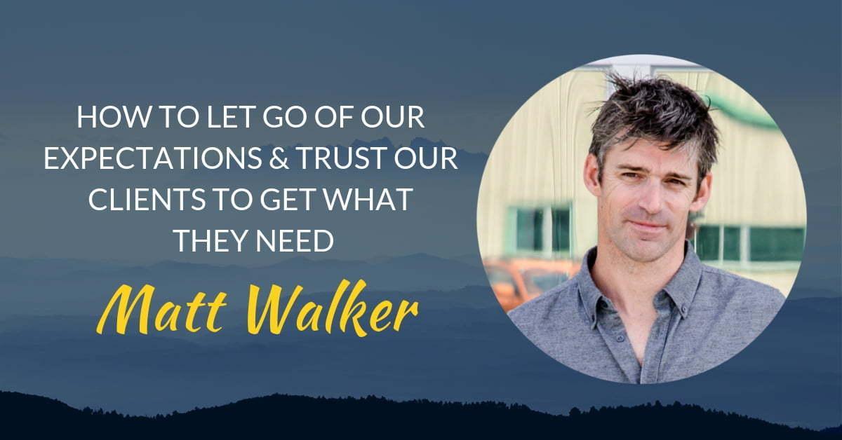 _Podcast #12 Matt Walker's page header
