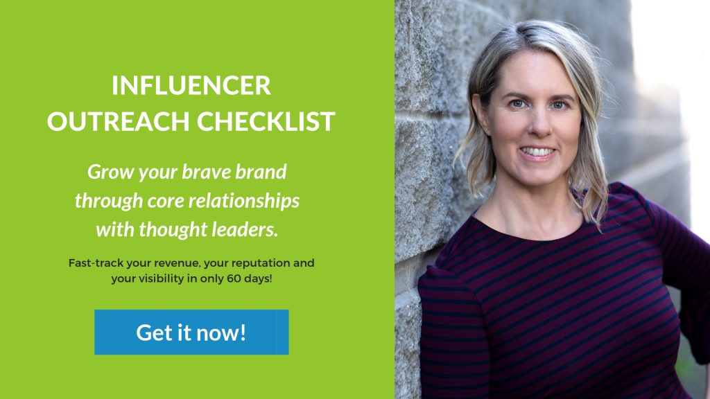 Influence outreach checklist banner (1)