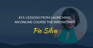 Podcast page post #15 -Pia Silva