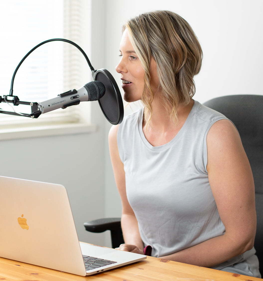 podcast bio