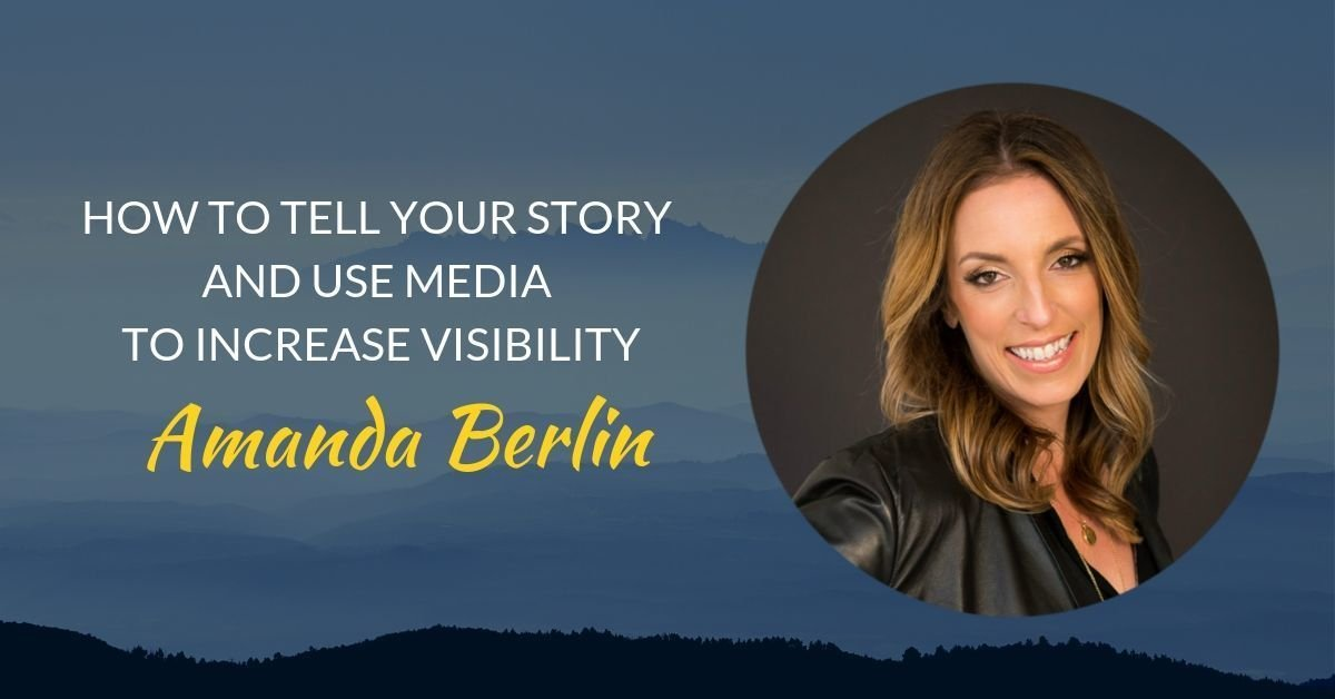 Podcast #24 Amanda Berlin page header