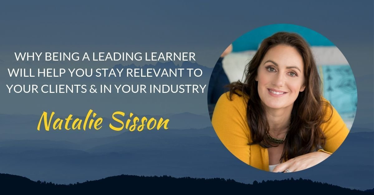 Podcast #28 Natalie Sisson page header