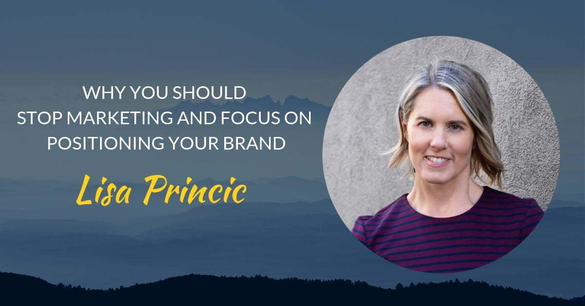 Podcast #29 Lisa Princic page header