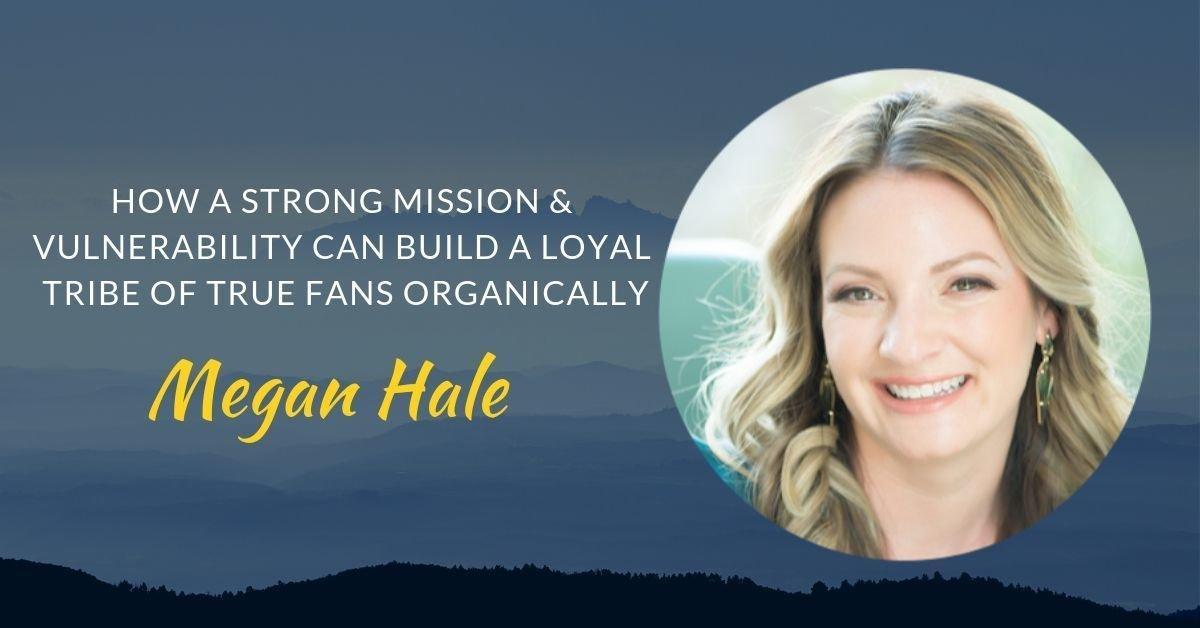 Podcast #34 Megan Hale page header