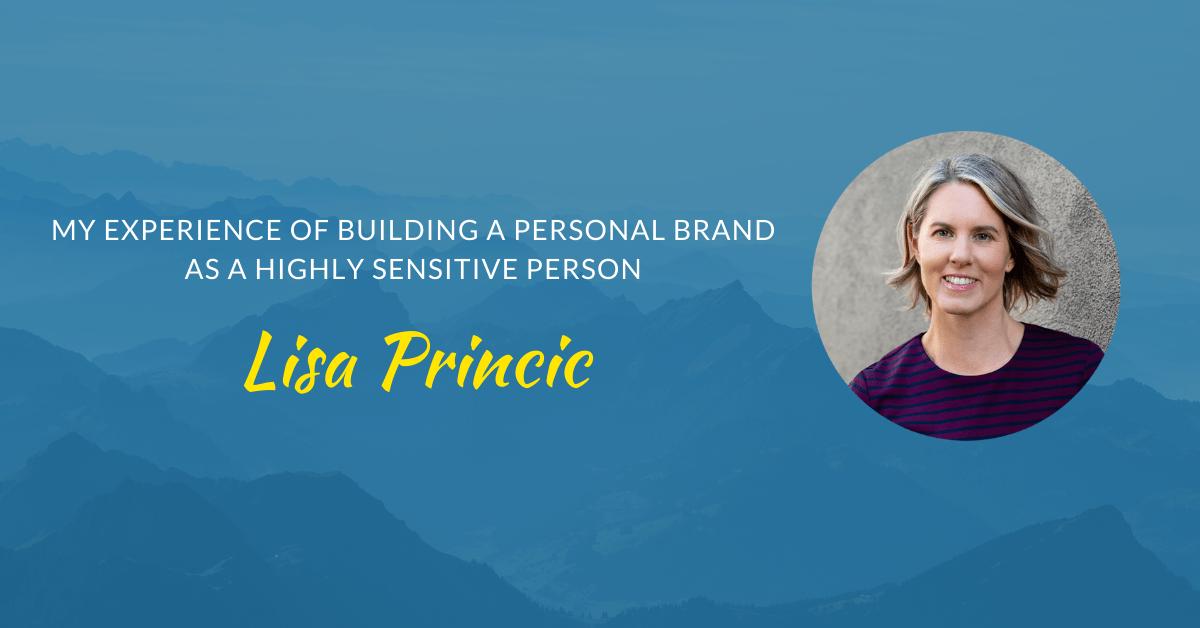 #109 Lisa Princic page header