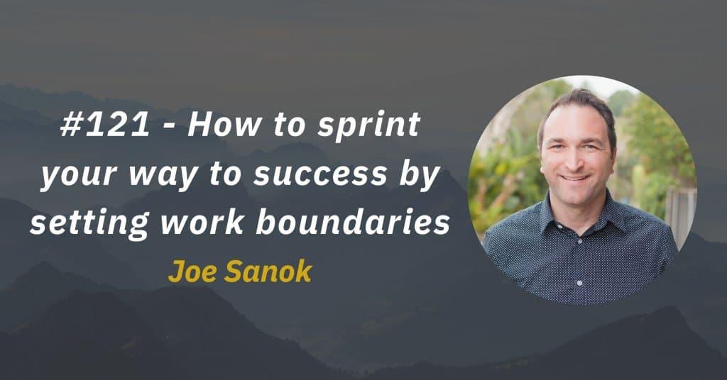 #121 page header Joe Sanok