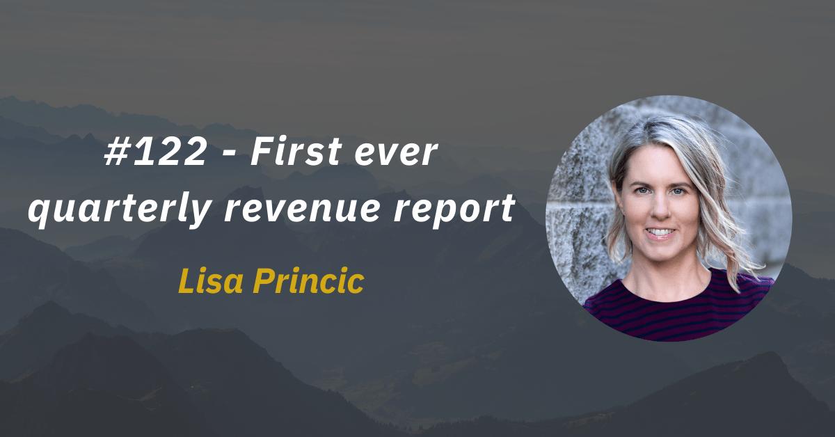 #122 page header Lisa Princic