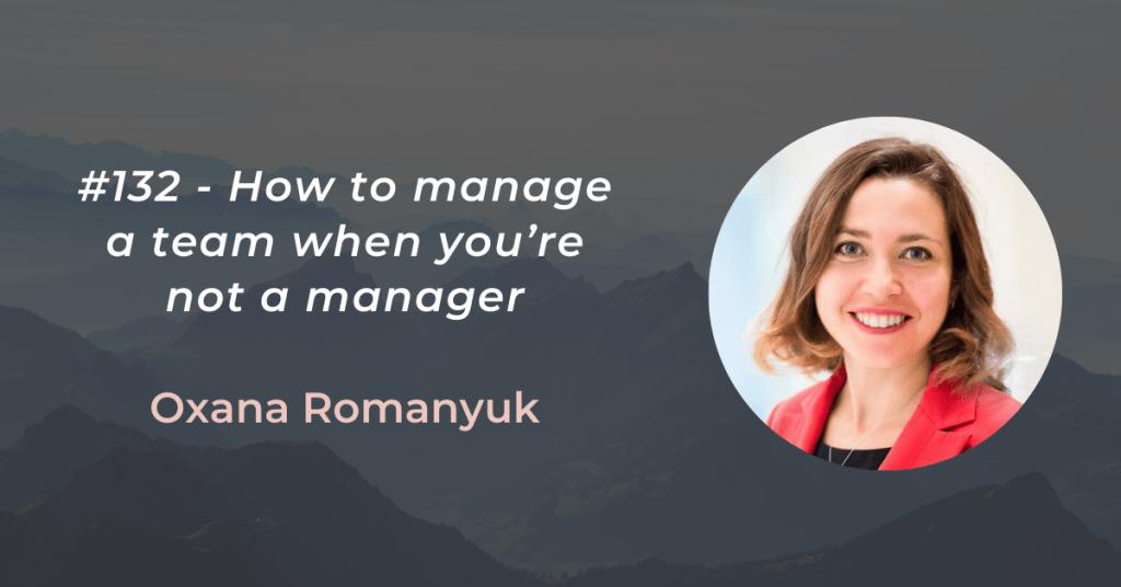 #132 page header Oxana Romanyuk
