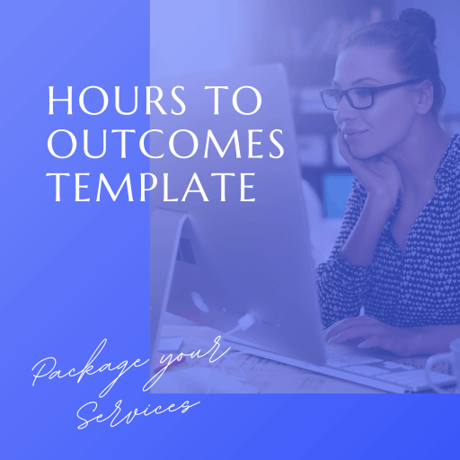 Hours to Outcomes Template