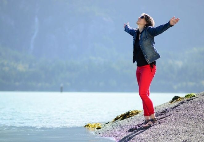 Lisa Princic feeling alive